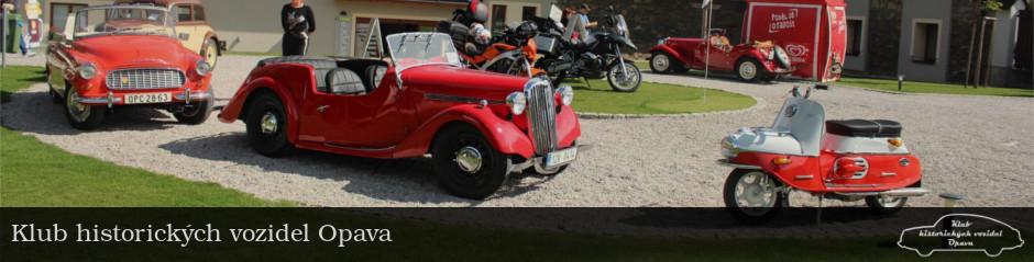 Klub historických vozidel Opava
